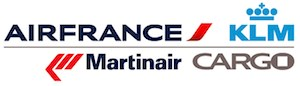 Air France KLM Cargo and Martinair Cargo