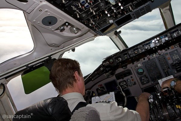 SAS MD Cockpit