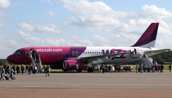 Göteborg City Wizz Air