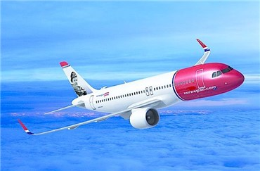 Norwegian A320