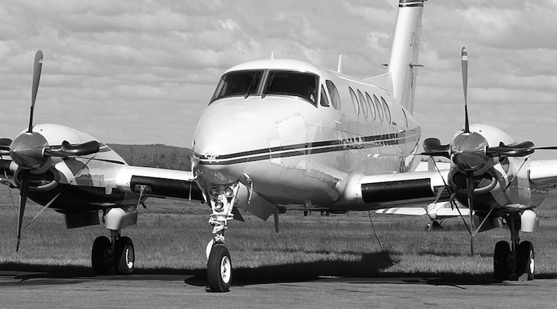 Flygplan King Air